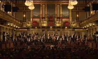 """התזמורת הסימפונית של בודפשט בביצוע מרהיב ליצירה """"מחול הונגרי מספר 5"""""""