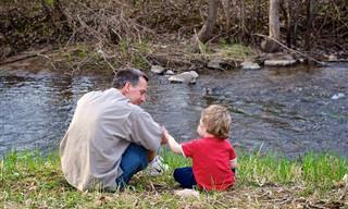 20 עצות ותובנות על החיים שחשוב להעביר לילדינו