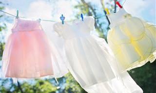 20 טיפים שישמרו על הכביסה והבגדים שלכם נקיים ורעננים
