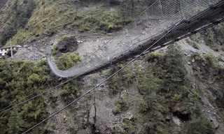 10 הגשרים הכי מפחידים בעולם!