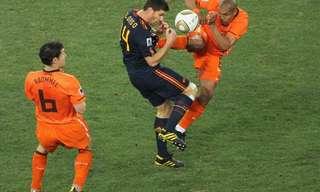 תמונות מרגשות מגמר גביע העולם