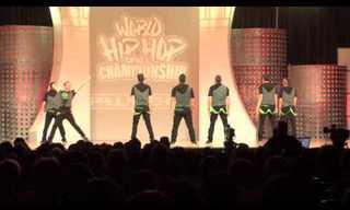8 תחרויות ריקוד בינלאומיות!