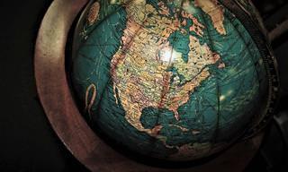 13 מפות שמגלות פרטים מפתיעים על העולם בכלל ועל ישראל בפרט