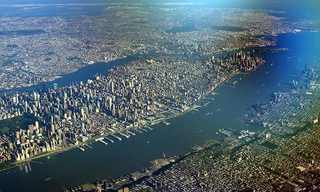 עיר בתוך אי - 10 ערים מבודדות!