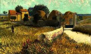 ואן גוך מתעורר לחיים - מחווה לאמן הגדול