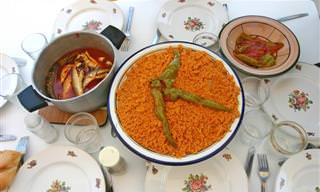 5 מתכונים עשירים וטעימים במיוחד מהמטבח התוניסאי
