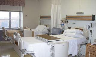 חלון בית החולים - משל מרגש