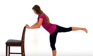 קחו כיסא והתחילו לשמור על הכושר בעזרת 7 תרגילים פשוטים ויעילים