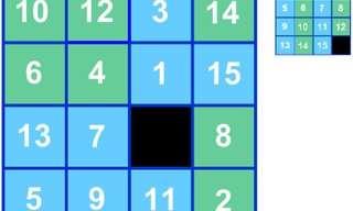 האם תצליחו לסדר את קוביית המספרים?