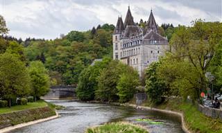 10 העיירות והכפרים היפים והמומלצים ביותר בבלגיה