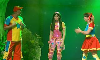 הדרקון המתוק שלי 2 - הצגה מלאה של כוכבי הילדים מיכל הקטנה ויובל המבולבל