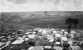 18 תמונות היסטוריות מרהיבות של ירושלים