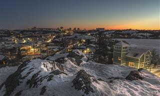 9 הערים, העיירות והישובים הכי קרים בעולם