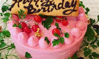 עוגות הירקות המופלאות של מעצבת האוכל מיטסוקי מוריאסו