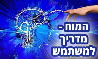 הסדרה המרתקת הזאת תחשוף בפניכם את מסתורי המוח האנושי