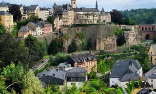 24 מהמקומות היפים ביותר ב-24 מדינות באירופה