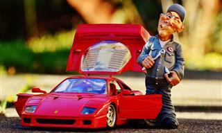 12 דברים מצחיקים שקורים כשיש לך רכב