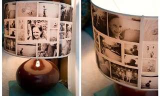 16 רעיונות מדליקים למסגור ועיצוב תמונות