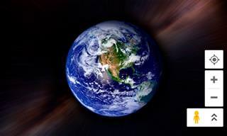 סרטון טיול מסביב לעולם באמצעות אוסף תמונות מ-Google Street