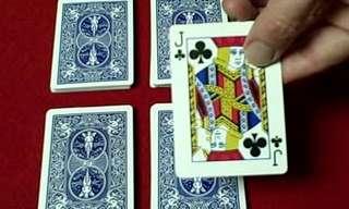 טריק קלפים מדליק שתוכלו לעשות לאורחים