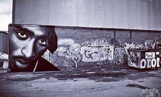 לקט מדהים של אמנות רחוב