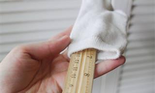 12 דברים שאפשר להכין בעזרת גרביים ישנים