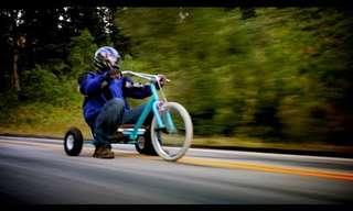 מעל המהירות המותרת - אדרנלין על גלגלים!
