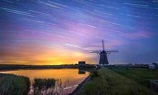 מפה אינטראקטיבית לסיור במיטב של הולנד