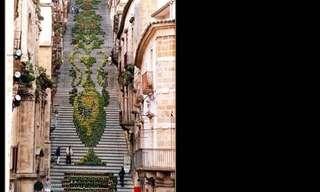 מדרגות - פריט ארכיטקטוני אומנתי במיוחד