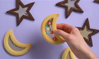 מתכון מיוחד וצבעוני לעוגיות אקווריום