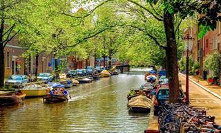 12 אתרים שאסור לפספס באמסטרדם