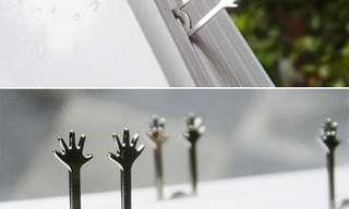 עיצובים יצירתיים של סימניות