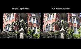 חברת דיסני הופכת כל תמונה לתלת מימדית