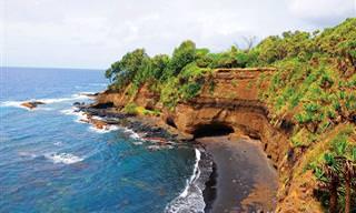 מאחורי האיים היפהפיים הללו מסתתרים הסיפורים הכי מרתקים...
