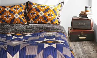 10 רעיונות לשילוב צבעים בחדר השינה