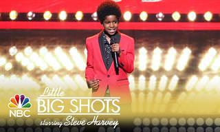 זמר צעיר מחדש בכישרון רב את שירו הנודע של מייקל ג'קסון