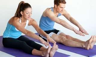 8 תרגילי גמישות לטיפול בכאבי שרירים