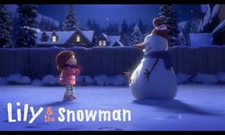 לילי ואיש השלג