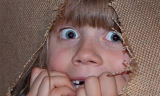 הפחדים הנפוצים של הילדים ודרכי ההתמודדות איתם