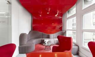 עיצובי משרדים מדהימים מהעולם