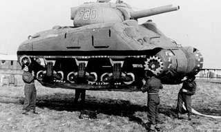 צבא הרפאים שלחם במלחמת העולם השנייה