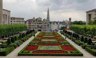 12 אתרים מומלצים בבריסל שכדאי לבקר בהם