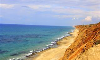 5 מסלולי טיול לאורך רצועת החוף הישראלית