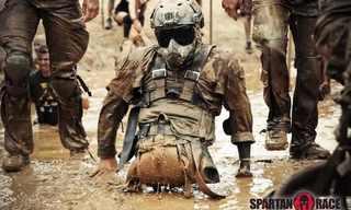 חייל נכה במבחן הסיבולת האולטימטיבי!