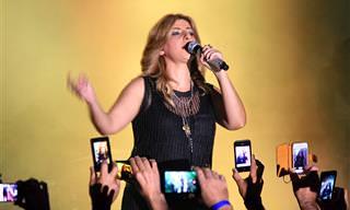 20 שירים של מיטב זמרות המוזיקה המזרחית בישראל