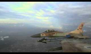 רגע בחייו של טייס חיל האויר