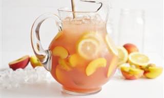 8 מתכונים למים בטעמים שיגרמו לכם לשתות יותר בקיץ
