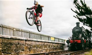 הצטרפו לרוכב האופניים הטוב בעולם במסע עוצר נשימה בסקוטלנד