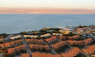 הכירו את כפר הנופש ביאנקיני שבצפון ים המלח