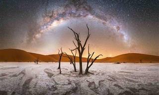 16 תמונות של צילומי אסטרונומיה מדהימים ויחודיים